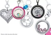 You're Invited to an Origami Owl Jewelry Bar