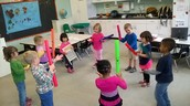 Boomwhacker And Washboard Music Play