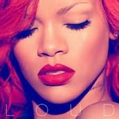 Rihanna has over 150 songs