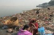 Living near Ganges