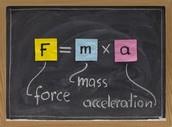 formula de la fuerza