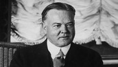 Get Herbert Hoover out of office