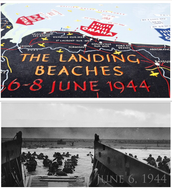When did d-day start/ end?