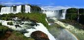 Speed Boat - Iguazu Falls, Border of Brazil & Argentina