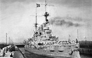 German Ship Landing