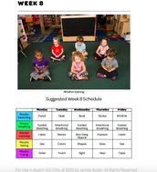 Mindful Classrooms--Week 8