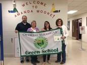 "Green School ""Emerald"" Status"