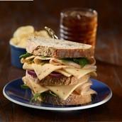 695290 - Chipotle Monterey Jack Cheese, Sliced, 24 Count - 6-1.5# - Brickman's