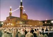 Sunni angle ceremony
