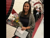 Congrats to Yvonne!