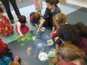 Celebrations, science experiments and art