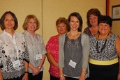 The Executive Committee of the Nursing Section:
