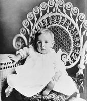 Walt as a Baby