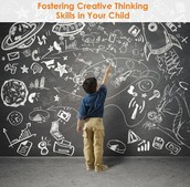 Fostering Creative thinking