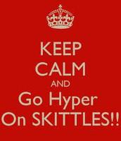 Lots of SKITTLES!!!