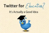Why should YOU use twitter in your classroom?