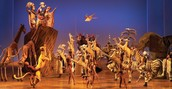 "Seeing ""The Lion King"" on Broadway"