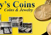 Platinum Coins San Antonio