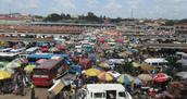 Ghana Coastal Town