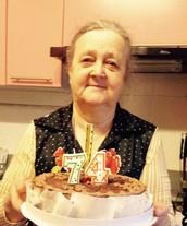 Моя бабуся