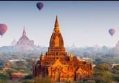 Myanmar Balloon Festival