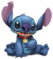 My favorite Disney character (Stitch)