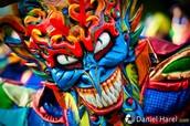 Carnaval of La Vega