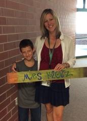 Mrs. Klotz's Contact Information