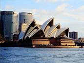 Sydney Opera House, Sydney, Austalia
