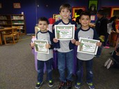 Top Readers in 3rd Grade