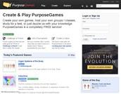 PurposeGames