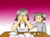 Family struggles: Financial Strain