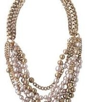 Lucia Pearl Necklace. Retail $118. Sale Price $50.