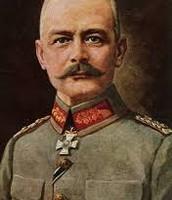 German Empire Commander Erich Von Falkenhayn