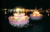 Festival of Floating Bowls.