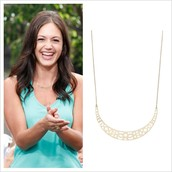 SALE $20.00 Avalon Crescent Necklace Originally $39.00