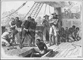 1. Describe the social effects of the slave trade.