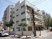 רחוב שמחה הולצברג גבעת שמואל