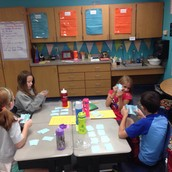 Working on fluency in sets of 10