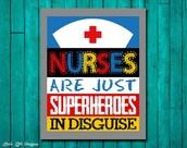 Happy Nurse Appreciation Day, Laurie!