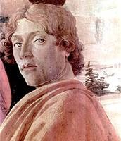 Self Portrait of Botticelli