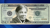 Harriet on the $20