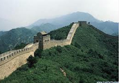 How long and tall and wide is the Great Wall of China?