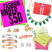 Over 100 items under $50
