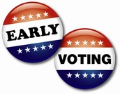 Early Voting Information: