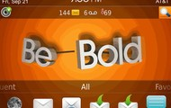 Be Bold!!!