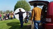 Mizzou Meteorology Club Launches Weather Balloon