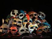 Masquerade Ball scence