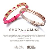 Shop to raise money for breast cancer research