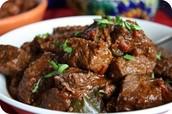 El Carne Guisada - doscientos setenta y ocho pesos (278)
